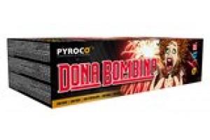 Pyrotechnika DONA BOMBINA - kompakt 200 ran