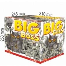 Kompaktní ohňostroj BIG BOSS 47 ran