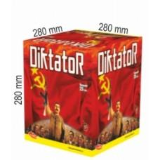 Diktátor - ohňostroj - kompakt 25 ran