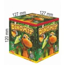 Dinomit - kompakt 25 ran - pyrotechnika,ohňostroj