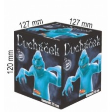 Ducháček - kompakt 25 ran - pyrotechnika,ohňostroj