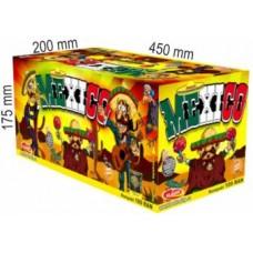Mexico - kompaktní ohňostroj - kompakt 109 ran