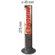 Pyrotechnika Minomet, 100 ran