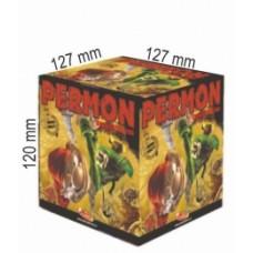 Permon - kompaktní ohňostroj - kompakt 25 ran