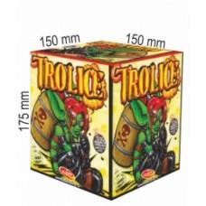 Trolice - kompaktní ohňostroj - kompakt 16 ran
