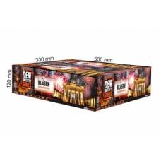 Kompaktní ohňostroj New identity series 260 ran / 20 mm