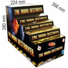Moon Destroyer - kompaktní ohňostroj - kompakt 66 ran