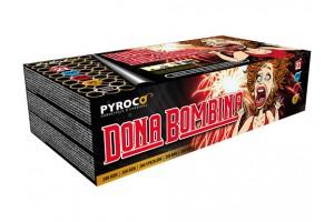 Pyrotechnika DONA BOMBINA - best price kompakt 200 ran / 20 mm