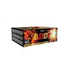 Ohňostoj ELEMENT  - kompakt 248 ran, baterie 248 ran 14/20 mm