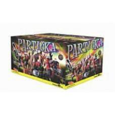 PARTIČKA - kompaktní ohňostroj - kompakt 88 ran