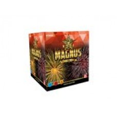 MAGNUS, kompaktní ohňostroj 25 ran 50 mm