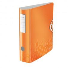 Leitz Pákový pořadač Wow oranžový A4 50 mm