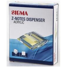 Stojánek na Z Sigma bloček 75x75mm 1ks