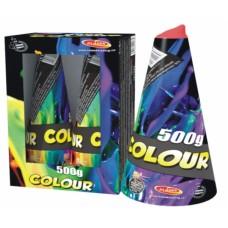 Vulkán 500g - barevný - 1ks