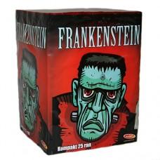 Frankenstein - ohňostroj - kompakt 25 ran